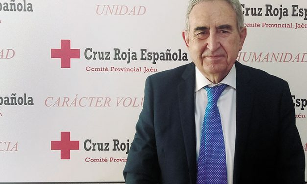 José Boyano Martínez, presidente de Cruz Roja en Jaén
