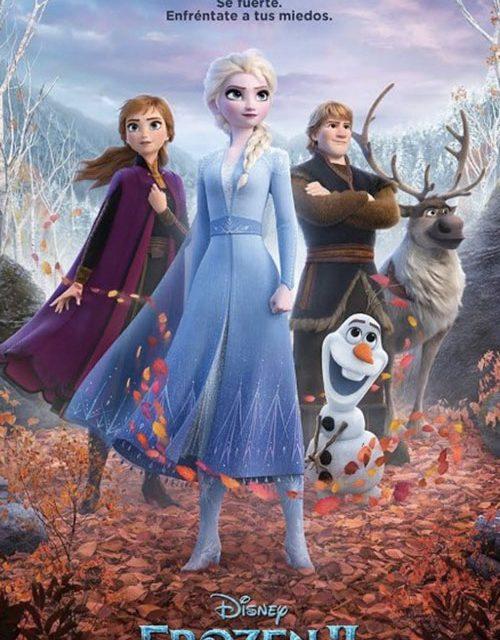 Cine en el Teatro Maestro Álvarez Alonso: 'Frozen II'