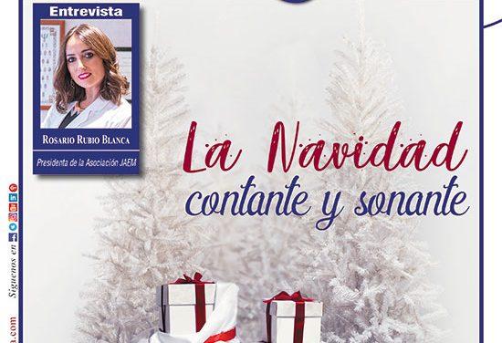 Ayer & hoy – Jaén – Campo de Oro – Revista Diciembre 2019