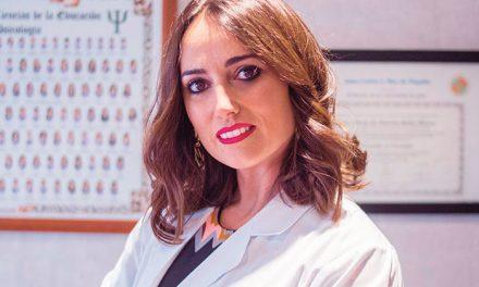 Rosario Rubio Blanca, presidenta de la Asociación de Mujeres Empresarias 'JAEM'