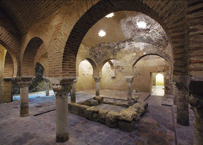 Los Baños Árabes del Palacio de Villardompardo