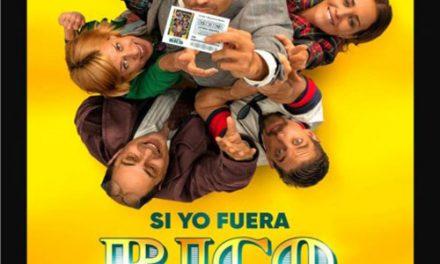 Cine en el Teatro Maestro Álvarez Alonso: 'Si yo fuera rico'