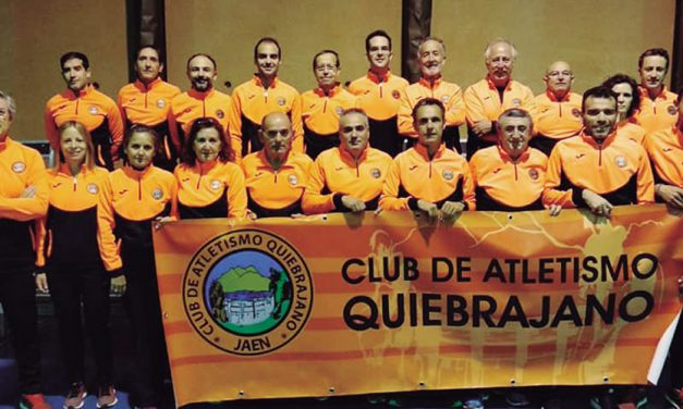 Club de atletismo Quiebrajano