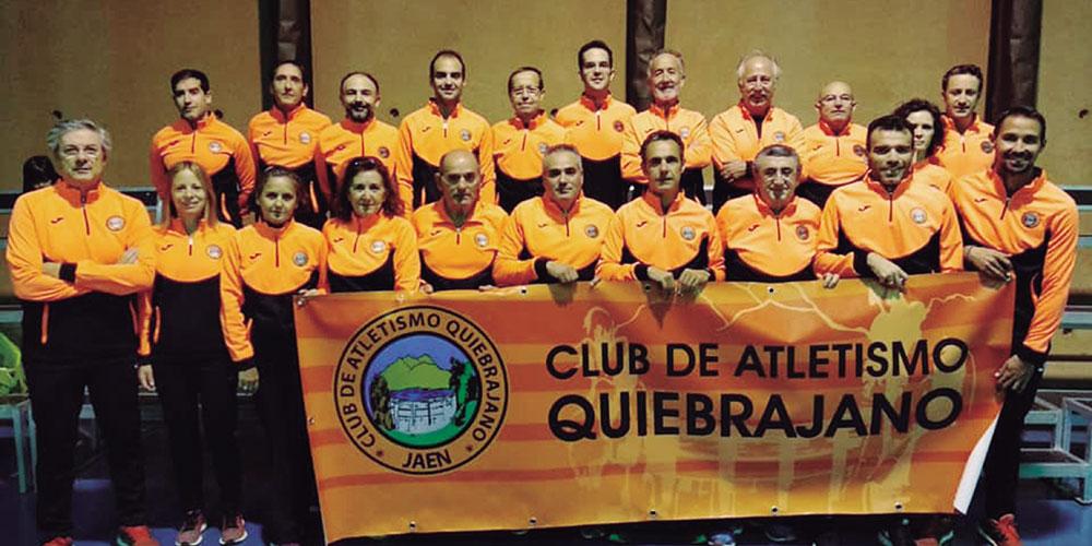 Club de atletismo Quiebrajano