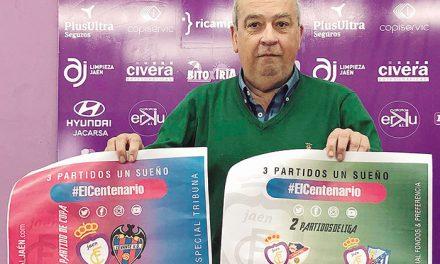 Hombrada del Real Jaén en Copa del Rey y traspiés en Liga