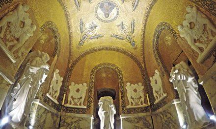 Cripta Neobizantina del Barón de Velasco
