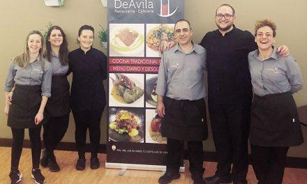 Restaurante DeÁvila (Jaén)