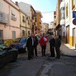 El Ayuntamiento intervendrá en 11 calles de los barrios de La Alcantarilla y El Tomillo dentro del proyecto de mantenimiento y conservación