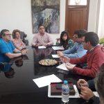 El pleno municipal aborda la puesta en marcha de un punto limpio móvil en las pedanías