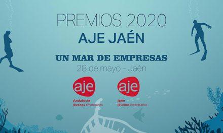 AJE Jaén abre el plazo de presentación a los #PremiosAJEJaén2020