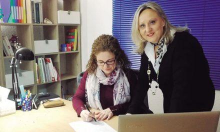 Celia Quirós Cruz, presidenta de la Asociación de Diabéticos de Jaén (ADEN)