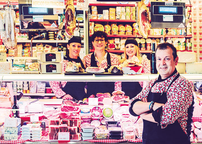La Despensa de Pedro Ortega: Jamón, queso y hasta mil exquisitos productos para tu paladar