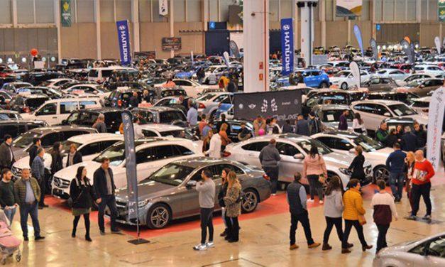 El XII Salón del Vehículo de Ocasión vuelve a demostrar que es una gran plataforma comercial para los coches usados