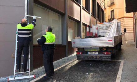 El Ayuntamiento de Jaén informa del cambio de sentido en la calle Tablerón