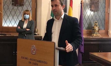 El Ayuntamiento apela al apoyo institucional y de los sectores estratégicos de Jaén para planificar 100 medidas de revitalización de Jaén tras la pandemia