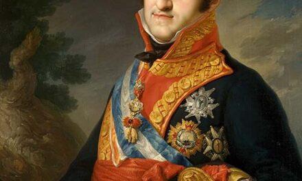 El reinado de Fernando VII (1814-1833)