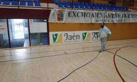 Este miércoles reabren, con medidas frente al COVID-19, las instalaciones deportivas municipales al aire libre