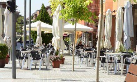 El Ayuntamiento de Jaén ha otorgado unas 200 licencias de ampliación de espacio para terrazas
