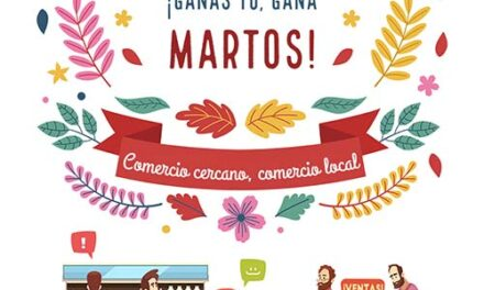 El Ayuntamiento de Martos pone en marcha una campaña de apoyo al comercio local junto con ASEM