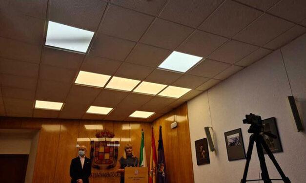 El Ayuntamiento gestionará más de 2'6 millones de euros del Plan Aire para promover más de 200 contrataciones