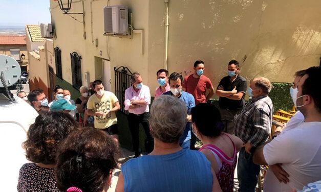 El Ayuntamiento de Jaén comienza hoy el arreglo integral de la calle Cruz de la Magdalena