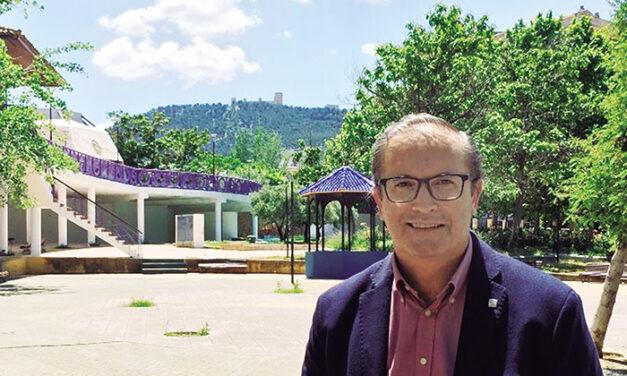 Blas Ogáyar Pardo, Delegado provincial del Colegio de Gestores Administrativos de Granada, Jaén y Almería