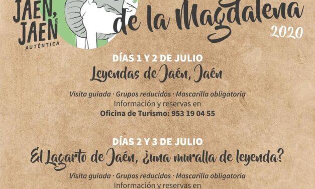El Castillo de Santa Catalina se iluminará de rojo el Día del Lagarto de la Magdalena y habrá actividades simbólicas para conmemorar esta fiesta