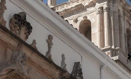 Concluye la intervención arqueológica de apoyo a la restauración en la Torre Campanario de Santa Marta