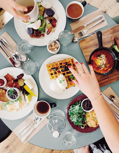 Restaurantes cien por cien sin gluten