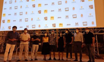 Ceremonia de entrega de premios del certamen de Cortometrajes Decortoán Joven-Fundación Caja Rural de Jaén