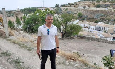 El Ayuntamiento de Martos recuerda que se sancionará cualquier vertido de basura o enseres en zonas no autorizadas