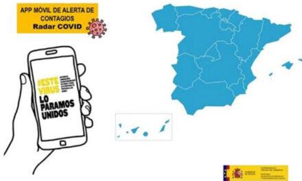 El alcalde de Martos hace un llamamiento para que la ciudadanía se instale la app Radar COVID