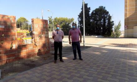 El Ayuntamiento invierte más de 42.000 euros en distintas actuaciones para mejorar la zona de venta ambulante de Martos