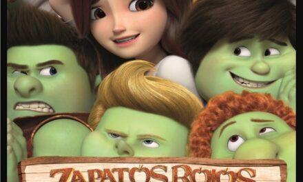 Cine en el Auditorio Municipal: 'Zapatos rojos y los siete trolls'