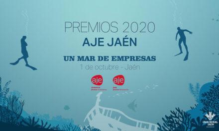 Abierto el plazo de presentación a los Premios AJE Jaén 2020