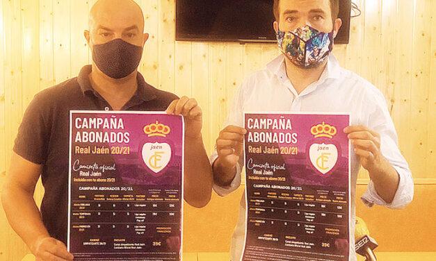Nuevo proyecto para el Real Jaén