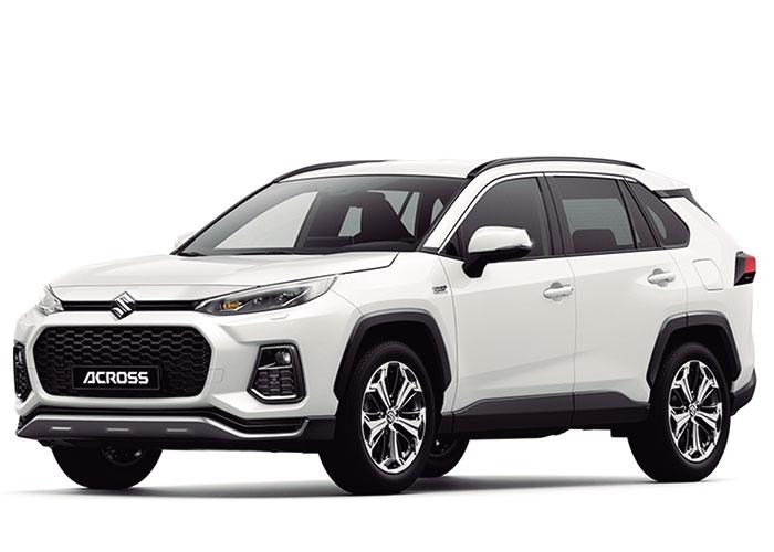 Suzuki presenta el nuevo y sofisticado Across