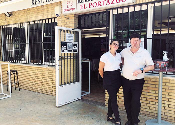 Restaurante El Portazgo (Jaén)