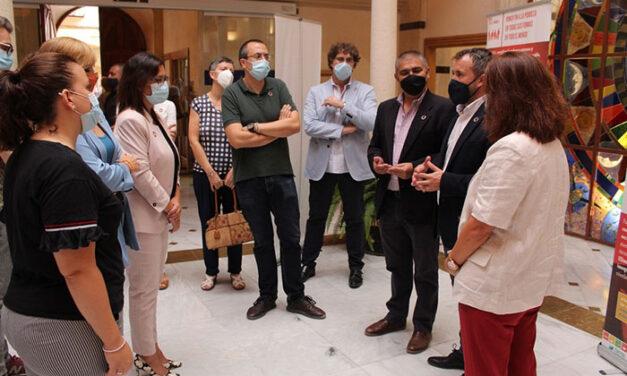 El Ayuntamiento de Jaén hace suyos los Objetivos de Desarrollo Sostenible de la ONU para avanzar en una «sociedad unida, cohesionada y que garantice un futuro mejor para las generaciones venideras»