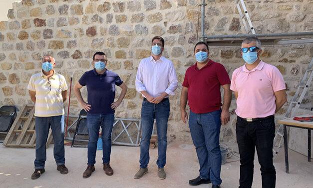 El alcalde de Martos reivindica a Diputación más apoyo en materia de promoción turística