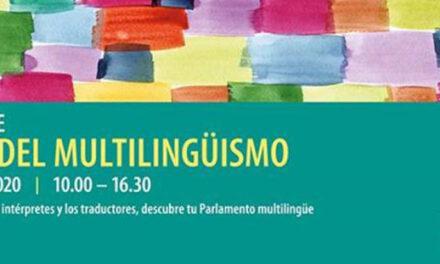 El Parlamento Europeo celebra el Día del Multilingüismo con un programa de actividades en línea