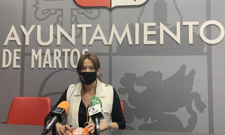 El Ayuntamiento de Martos realizará 59 contrataciones con el Plan Aire