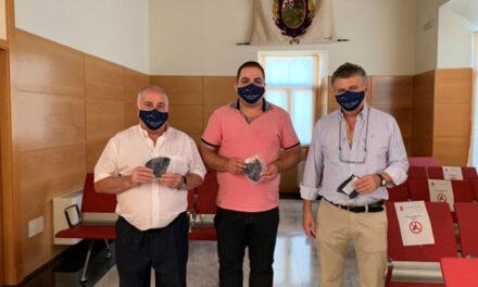 La empresa Mariant's dona 200 mascarillas al Ayuntamiento de Martos