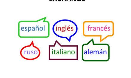Grupos para intercambio de conversación en español y otros idiomas en Martos