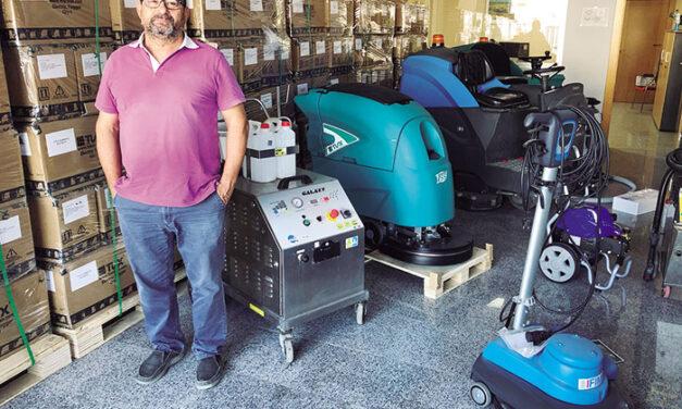 Cuerva Insmac: Máquinas, productos químicos y experiencia para la mejor limpieza y desinfección