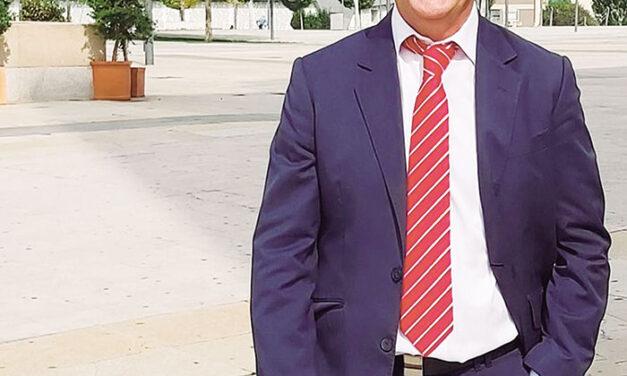 Segundo Espinosa, presidente de la Asociación de Celiacos de la Provincia de Jaén