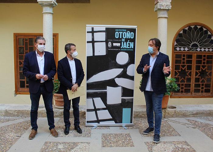 La Concejalía de Cultura presenta una edición especial del XXI Festival de Otoño «para ser recordado como un gran encuentro del talento jiennense»