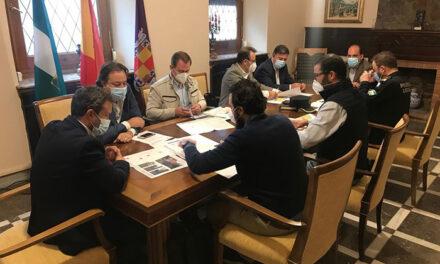 Jaén establece un protocolo de coordinación para los preparativos de la siguiente fase de las obras de la Catedral