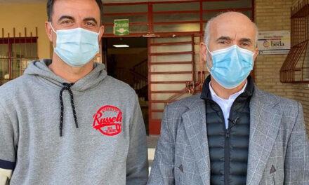 La Concejalía de Educación destaca el buen hacer del colegio Divino Maestro para adaptarse a las medidas de prevención de contagios del coronavirus