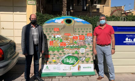 Martos, premiada por superar el Reto Mapamundi y aumentar un 51% su reciclaje de envases de vidrio en diciembre y enero